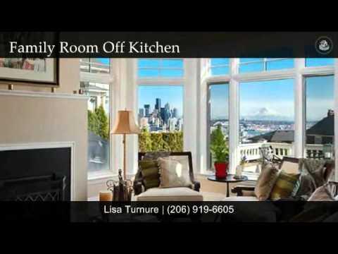 700 West Kinnear Place - Queen Anne  - Presented by Lisa Turnure