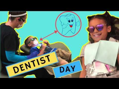 WONT BELIEVE KIDS DENTIST APPOINTMENT OUTCOME !! (Not ClickBait)_Ön is fél a fogorvosnál? De mit csinálnak mások?