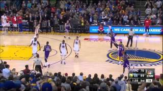Video Klay Thompson 37pt 3rd Quarter CSN Bay Area feed 1-23-15 MP3, 3GP, MP4, WEBM, AVI, FLV Desember 2018