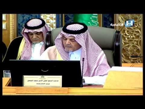 #فيديو :: تأثر #سعود_الفيصل عند ذكر مناقب #الملك_عبدالله