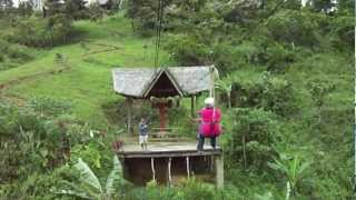Balamban Philippines  City new picture : It's More Fun in the Philippines ( Zip Line Adventure at Balamban Cebu)