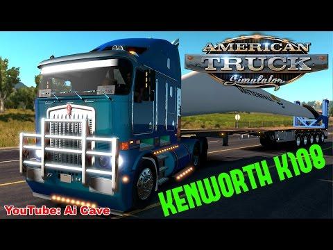 Kenworth K108 v2.0 (1.6)