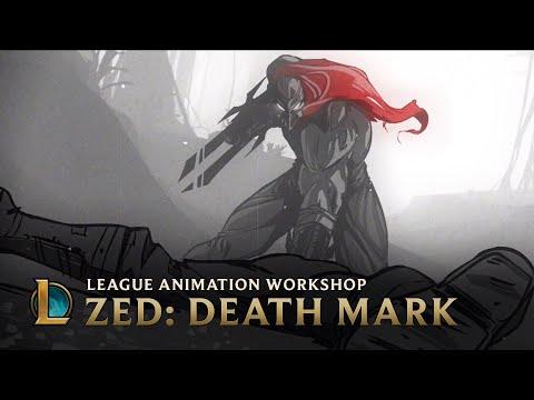 【官方】劫:Death Mark |聯盟動畫工作坊