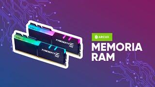 Unidad 1 - Aspectos generales de la Computadora - Memoria RAM