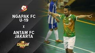 Video Ngapak FC U19 (1) vs (6) Antam FC Jakarta - PEFI 2017 MP3, 3GP, MP4, WEBM, AVI, FLV Juli 2017