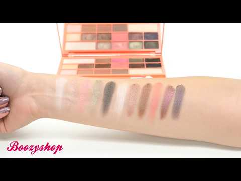 I Heart Makeup I Heart Makeup Chocolate Palette Chocolate and Peaches