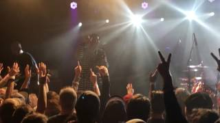 Anderson .Paak (The Dreamer / Suede) Belly Up, Aspen, CO 1/29/17