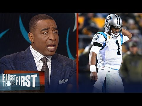 Cris and Nick react to the Steelers 52-21 rout on the Panthers on TNF | NFL | FIRST THINGS FIRST
