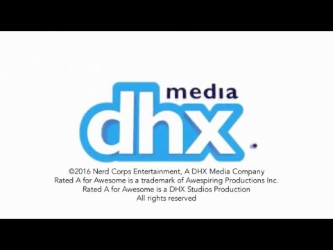 DHX Media/Disney XD/YTV Original (Rated A For Awesome, 2016)