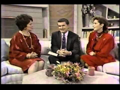 Live With Regis & Kathie Lee With Shirley Temple Black