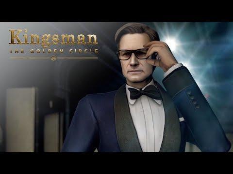 "Kingsman: The Golden Circle   ""Become A Kingsman"" Mobile Game   20th Century FOX"
