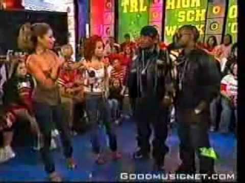 Kanye West W/Keyshia Cole & Twista Impossible Live