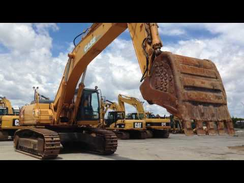 Carcasă EXCAVATOARE PE ŞENILE CX460 equipment video 5o7dDoAQ-kA