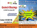 Fully Furnished 23 BHK flat 30 lakhs in Geotech Blessings
