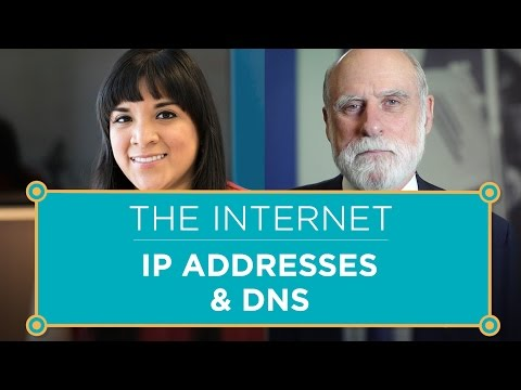 The Internet: IP Addresses & DNS