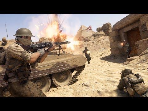Trzy nowe mapy (Egipt, Dunkierka, V2), Operacja Husky i wizyta w Berlinie opanowanym przez zombie - to największe atrakcje The war Machine, drugiego pakietu DLC do gry Call of Duty: WWII.