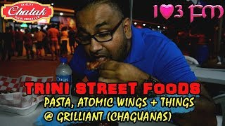 Pasta, Atomic Wings + Things @ Grilliant!