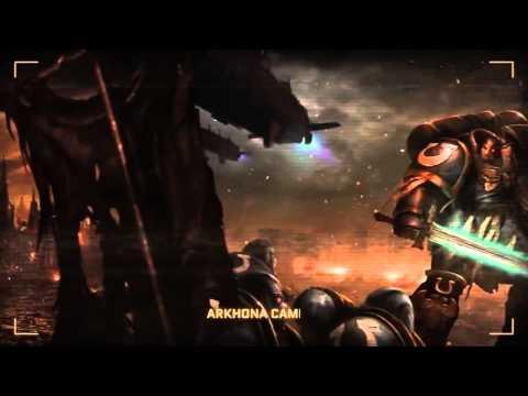 Warhammer 40000 All Cinematic Trailer