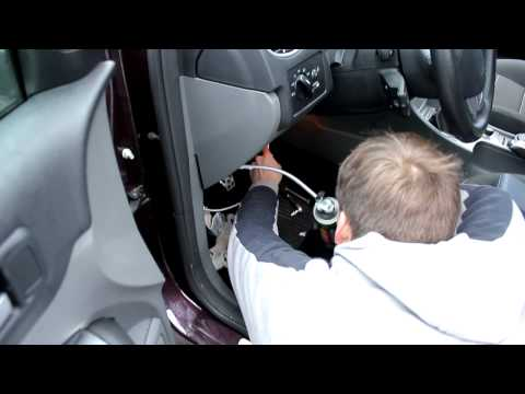 Очистка кондиционера на форд фокус 2 фотка