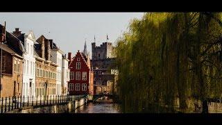 Timelapse/Hyperlapse Stad Gent