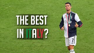 Video Cristiano Ronaldo is the BEST Player in Italy?! 🏆 MP3, 3GP, MP4, WEBM, AVI, FLV Juni 2019