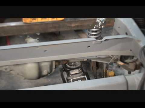1961 GMC Rat Rod Truck-How To Install Rear Coilover Shocks. Part 6-DONE