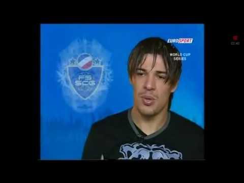 Savo Milosevic & Mateja Kezman World Cup 2006 preview