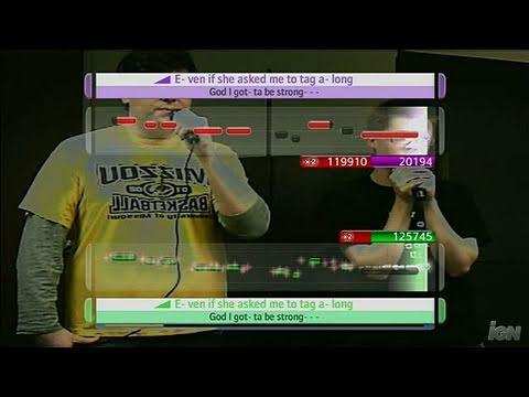 disney sing it xbox 360 game