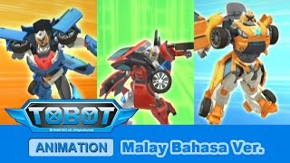 Video Malay Bahasa TOBOT S1 Ep.17 [Malay Bahasa Dubbed version] MP3, 3GP, MP4, WEBM, AVI, FLV Agustus 2018