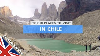 This list of top 10 places to visit in Chile shows you the highlights of the country. I have been backpacking in Chile 2 times already ...