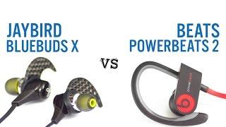 Video Beats Powerbeats 2 vs JayBird BlueBuds X MP3, 3GP, MP4, WEBM, AVI, FLV Juli 2018