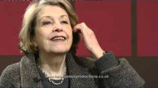 Helen James talked to Anne Reid about her role in ITV1's upcoming supernatural drama, 'Marchlands'.