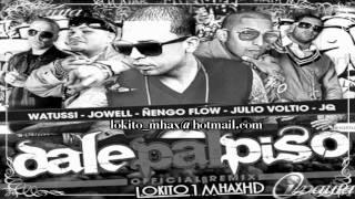 Watussi Ft Jowell, Ñengo Flow, Voltio & JQ - Dale Pal Piso ►New (R) 2011◄ :: Watussi Ft Jowell, Ñengo Flow, Voltio & JQ - Dale Pal Piso ►New (R) 2011◄ :: Wat...