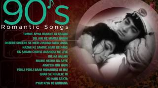 Download Video Official  90's Romantic Songs   Bollywood Romantic Songs MP3 3GP MP4