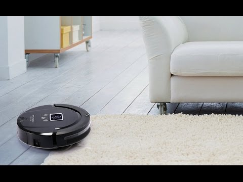 Amtidy A320 Mini Automatic Robot Vacuum Review