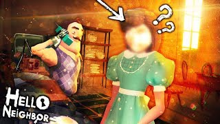 HACKING TO REVEAL NEIGHBOR WIFE'S FACE!! | Hello Neighbor [Hide And Seek] Secrets and Hacks