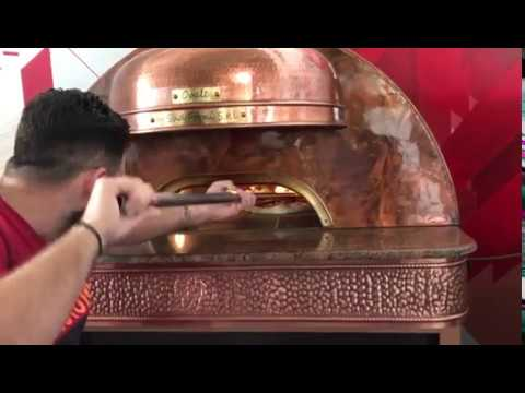 Cottura nel forno elettrico Opale Mini Con Capuano Vincenzo - Sud Forni S.r.l.
