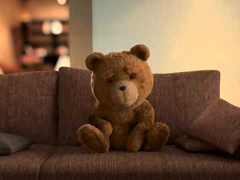 Talking ted #3:Ted's drinking problem