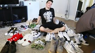 MY SHOE COLLECTION!!