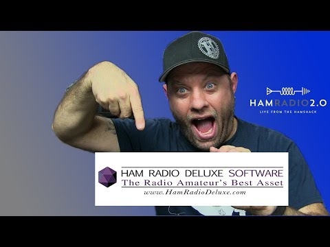 Ham Radio Deluxe Software From Hamcom 2019