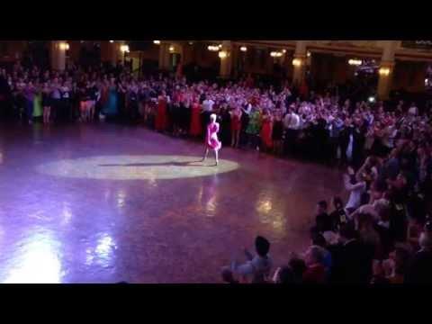 20150228 IVDC 2015 – Michael & Joanna Latin Show – Cha