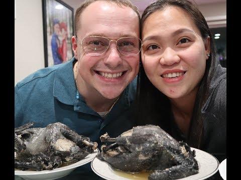 Vlog 415 ll GÀ ÁC TẦN SÂM HÀN QUỐC Hết Xảy Con Bà Bảy ( Black Chicken Cooked With Korean Herbs) - Thời lượng: 23:45.