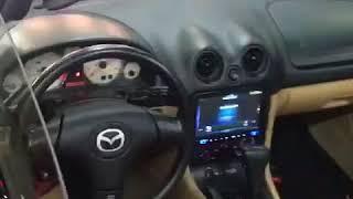 Mazda Miata customized