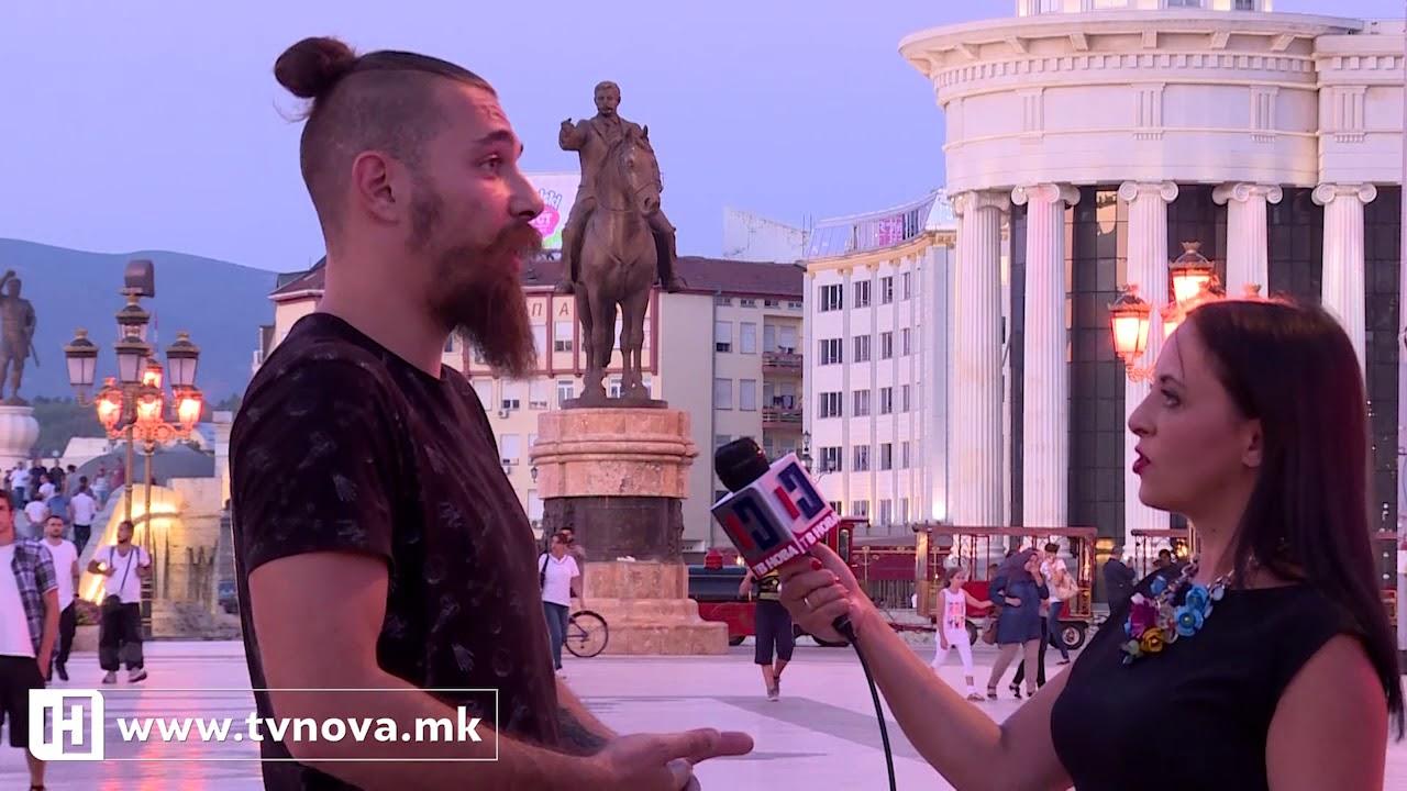 """Интервју со првиот """"независен"""" Македонец – Христијан Проданов"""