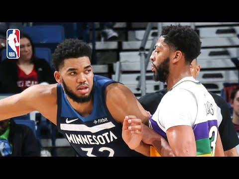 Video: Timberwolves vs Pelicans | Full Game Recap: Minnesota & New Orleans Go Down To The Wire