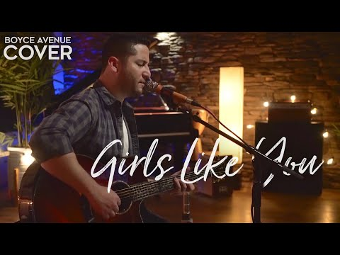 "Maroon 5  ""Girls Like You"" feat. Cardi B Cover by Boyce Avenue"