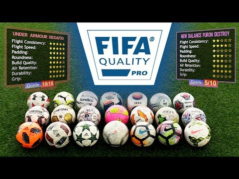 Fifa Quality Pro Official Match Balls In-Depth Review