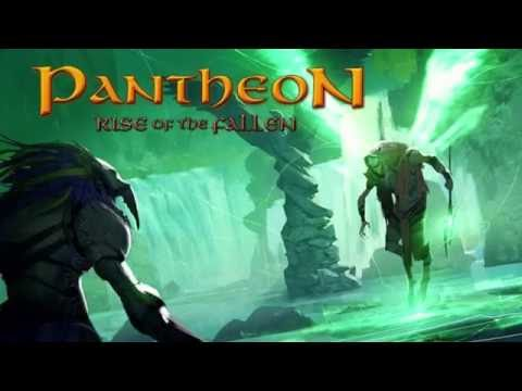 June 2016 Early Gameplay Stream of Pantheon: Rise of the Fallen