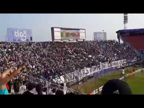 La barra del Olimpia en el Defensores del Chaco Vs. Cerro - 31/08/2014 - La Barra del Olimpia - Olimpia