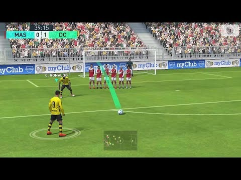 Pes 2018 Pro Evolution Soccer Android Gameplay #113